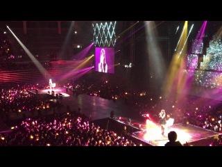 아이오아이 유연정X김세정 서쪽하늘(IOI TimeSlip concert sejeong, yeonjung)