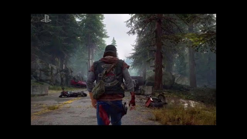 Days Gone - E3 2017 Gameplay Demo (Playstation Conference)