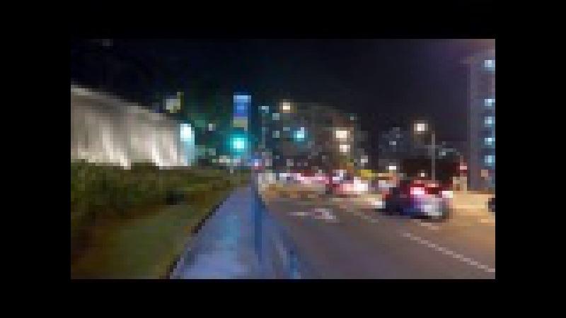 Искусственный водопад в Куалу Лумпур 01 03 2016