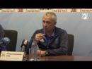 Press conference Uralmash RSM 1 1