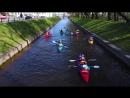 На каяках по каналу Грибоедова, Петербург