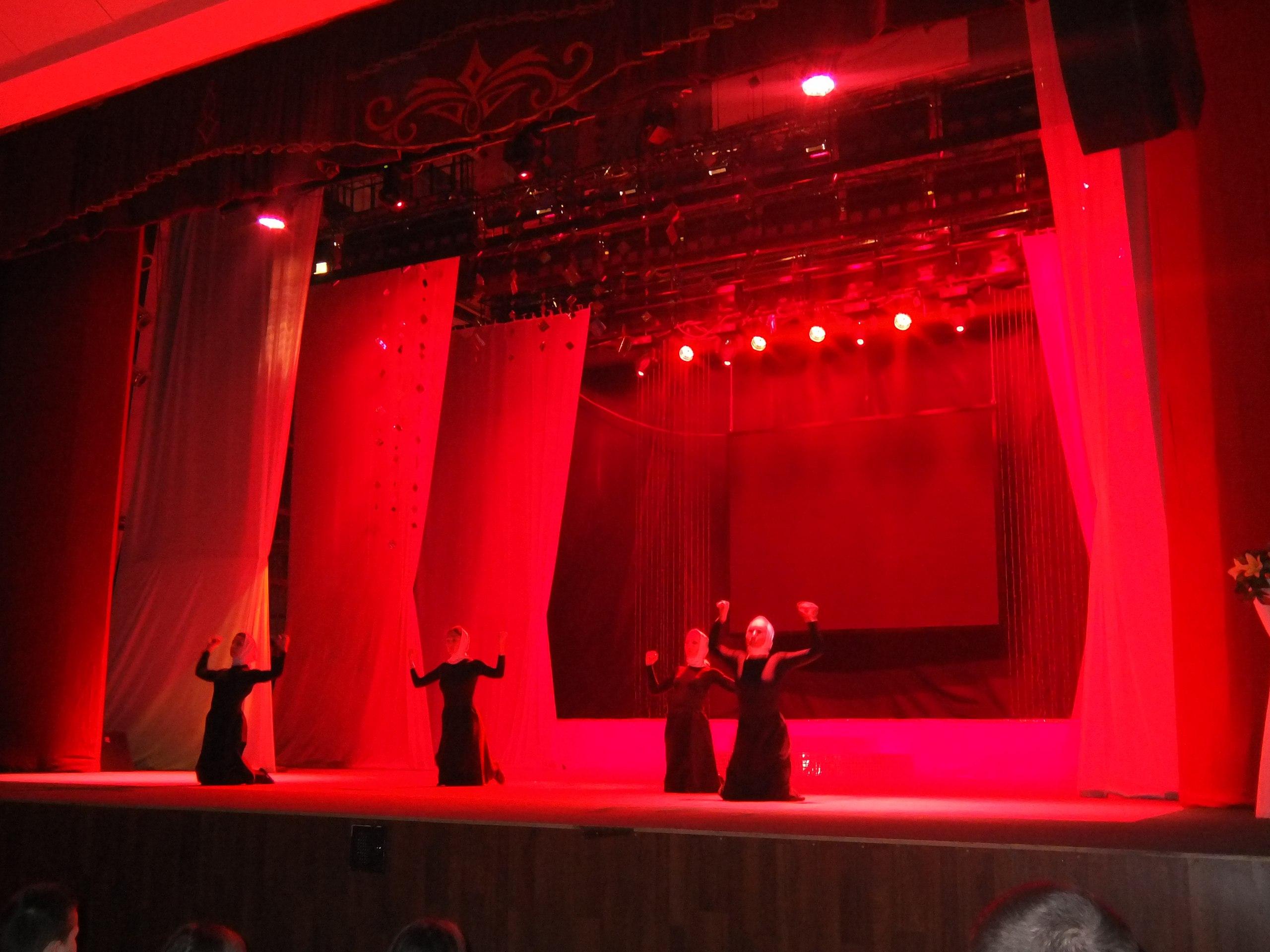 Народный театр юного зрителя , 40 лет, Чайковский, 2016 год