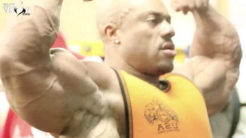 Phil Heath - Bodybuilding Motivation
