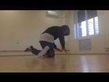 Как танцует мой друг Серёжа Волков