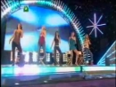Girls aloud - the show, jump, love machine (Junior Great North Run Party 25.09.2004)