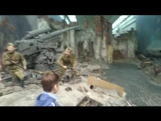 Музей Великой Отечественной войны (Воскресная школа; 10.XII.16)