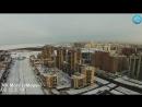 ЖК More «Море» от Setl City- съёмка с вертолёта от «Домов на Неве»