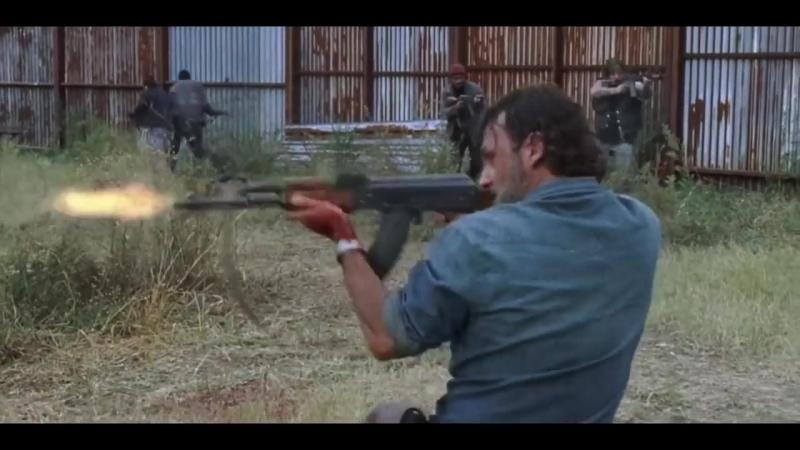 The Walking Dead - March To War