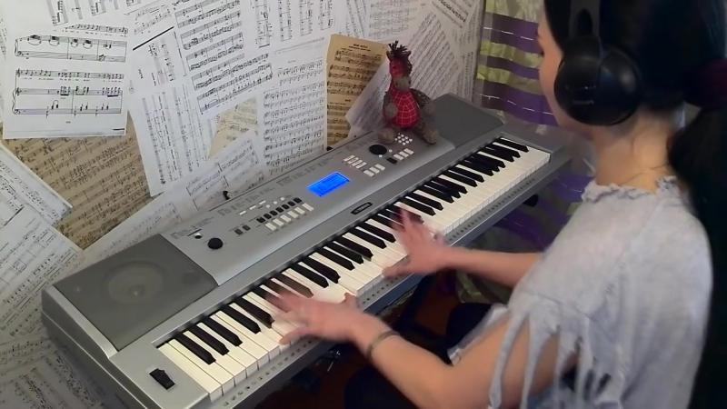 Король и Шут Лесник PIANO COVER