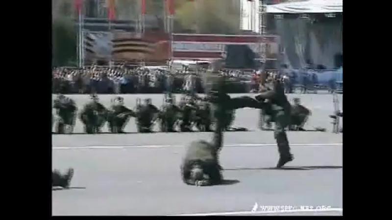01Показательные выступления 3 гв. ОбрСпН ГРУ