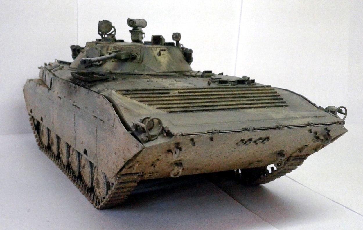BMP-2D Trumpeter 1/35 - ГОТОВО Rch58VlXpuw