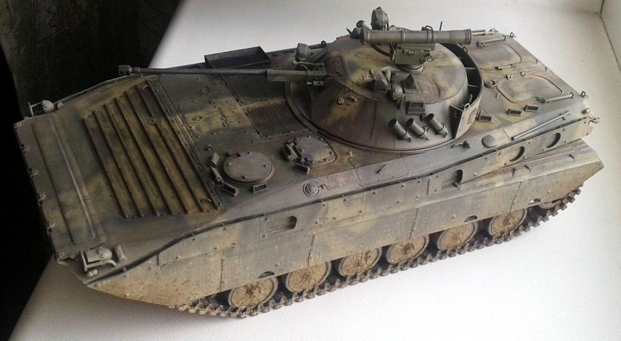 BMP-2D Trumpeter 1/35 - ГОТОВО 6BrHLKKHZhg