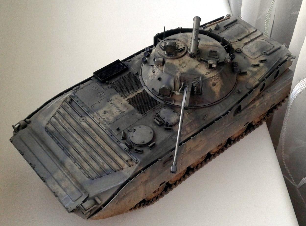 BMP-2D Trumpeter 1/35 - ГОТОВО UWRDsng7cf0