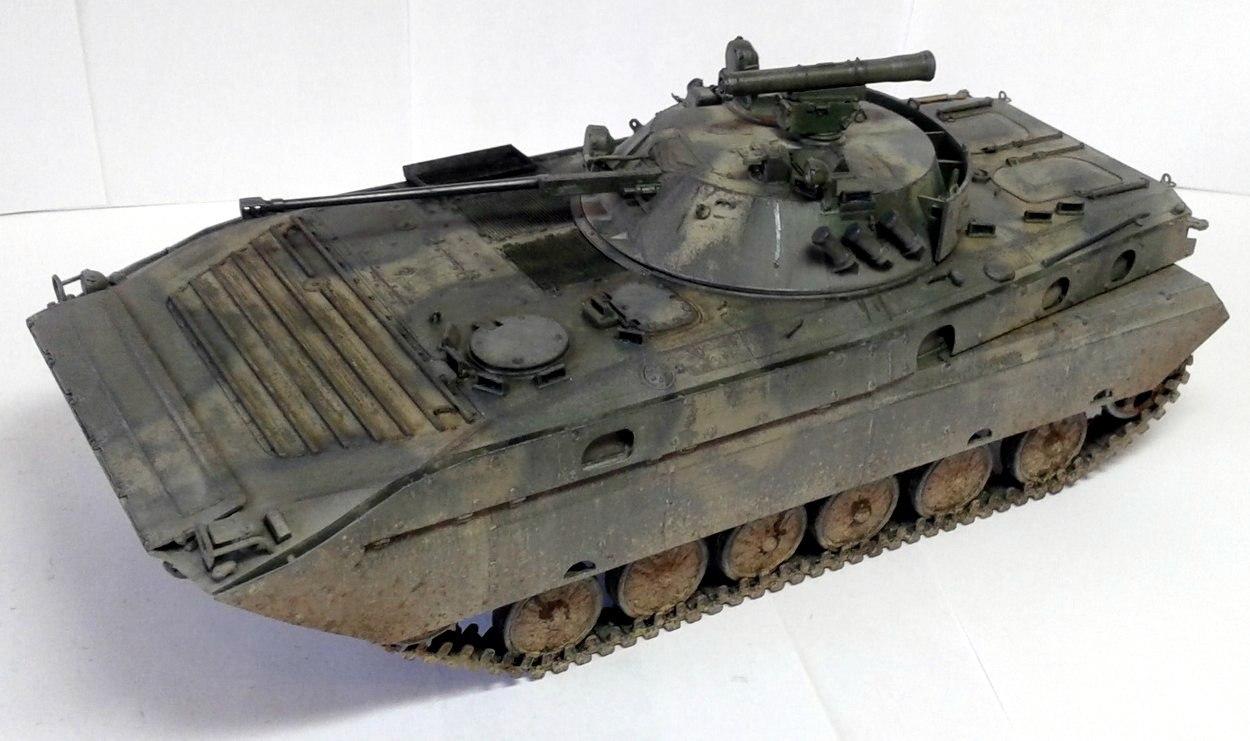 BMP-2D Trumpeter 1/35 - ГОТОВО KfrWFMYUnhU
