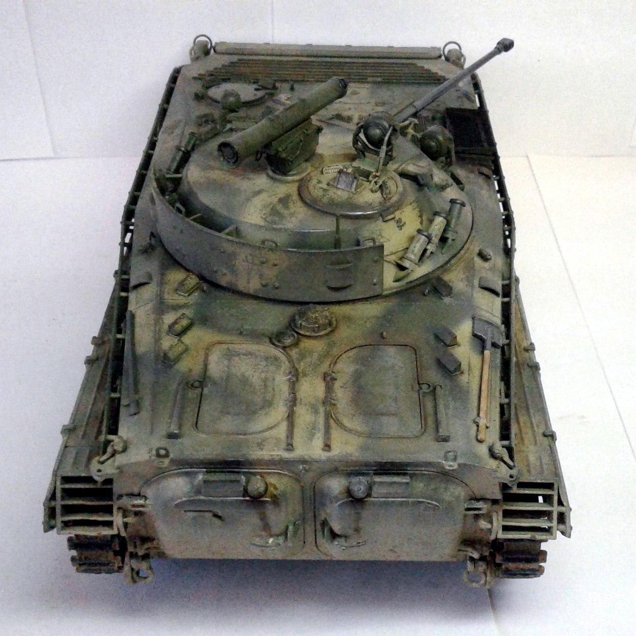 BMP-2D Trumpeter 1/35 - ГОТОВО Sq6DrEX5u5k