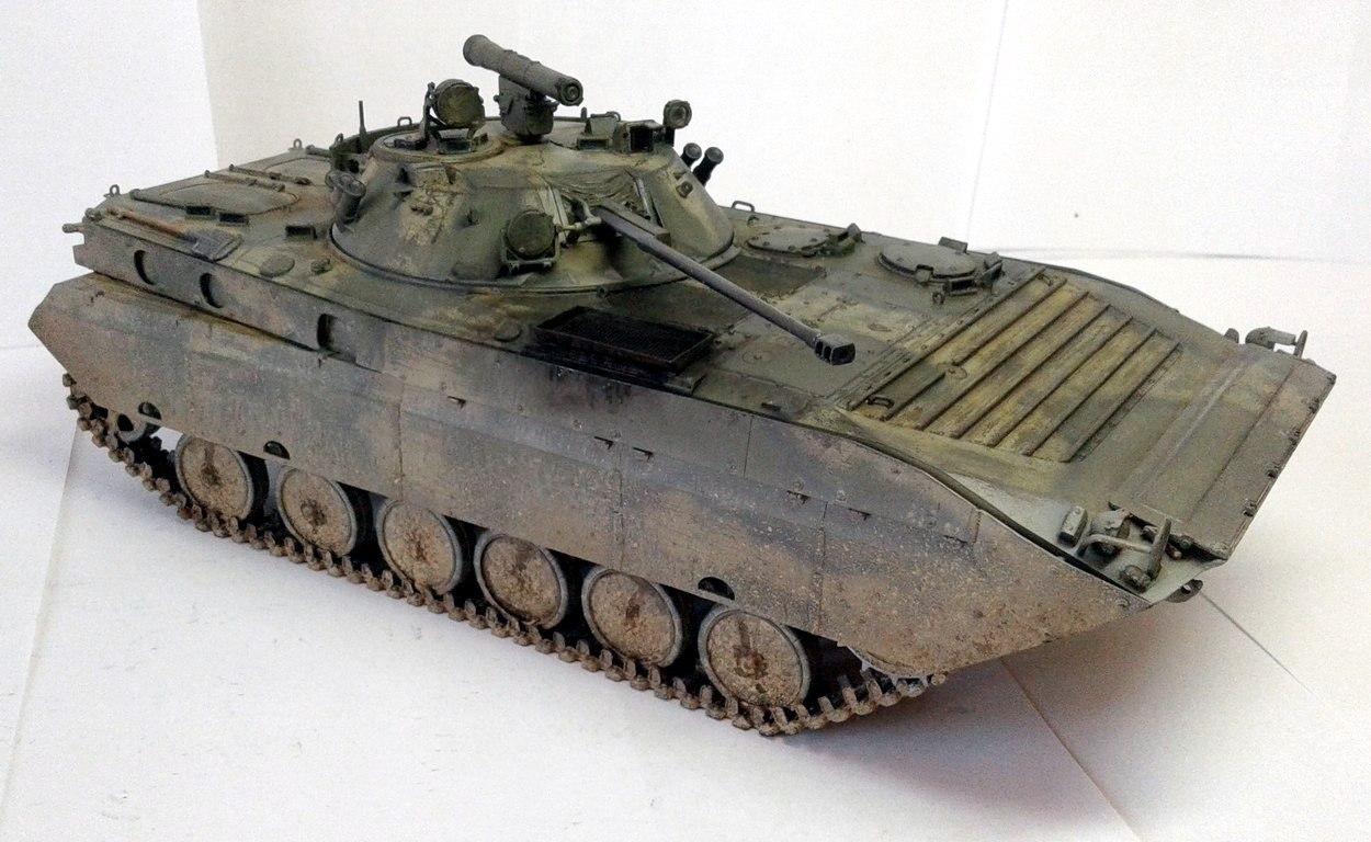 BMP-2D Trumpeter 1/35 - ГОТОВО URVTtgOqHJs