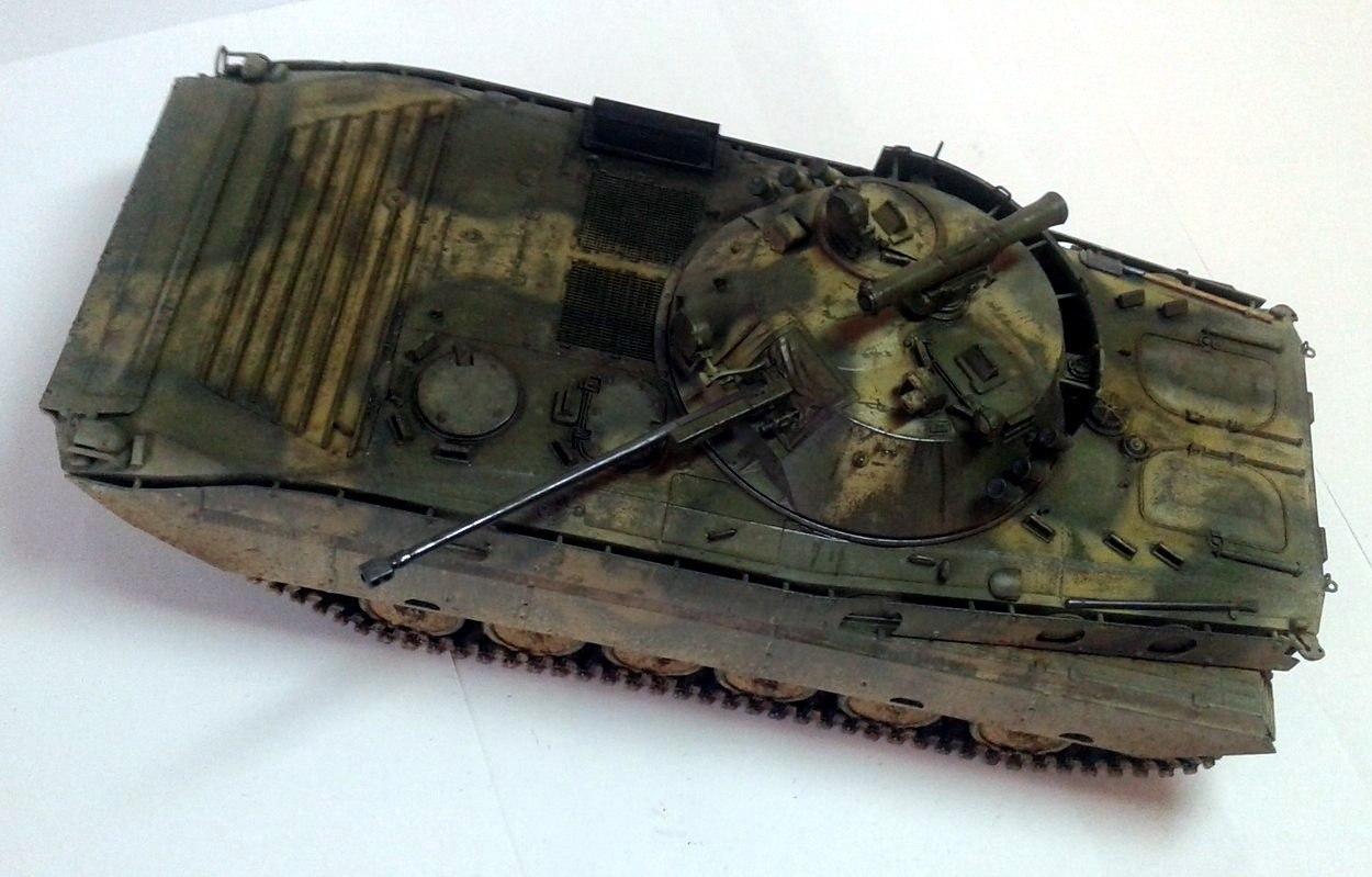 BMP-2D Trumpeter 1/35 - ГОТОВО OgqsCzUvM58