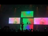 FANCAM 05.04.17 B.A.P 2017 WORLD TOUR 'PARTY BABY!' - U.S. BOOM - Атланта -  Thats my jam