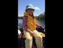 Учимся управлять лодкой