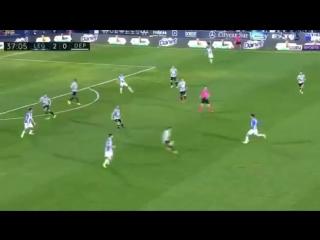 Испания ЛаЛига Леганес - Депортиво 4-0 обзор .