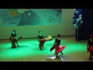 Испанский танец,Международный конкурс