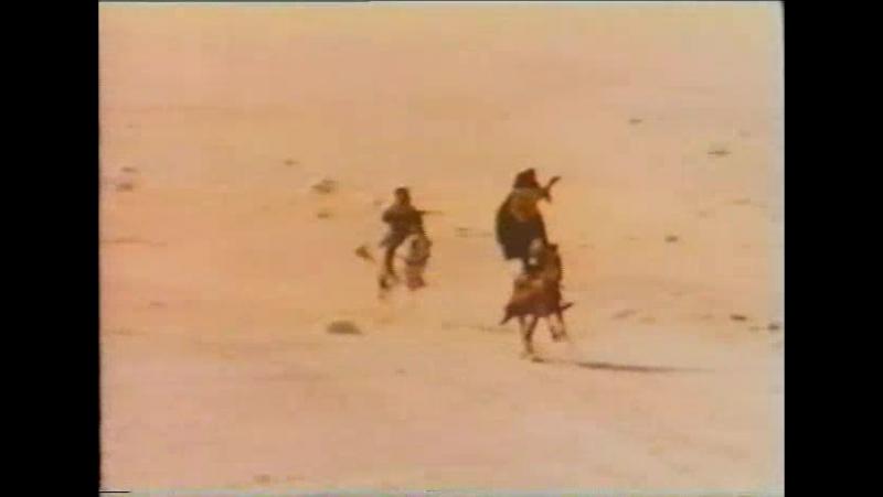 Погоня за джипом (Пустыня в огне (1971)