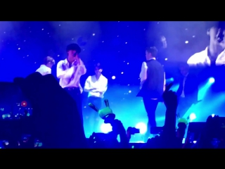 [FANCAM] 170507 «I Guess I Need U» @ B.A.P 2017 WORLD TOUR 'PARTY BABY!' – EUROPE BOOM (Будапешт)