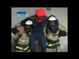 Занятия по газодымозащитной службе в пожарно-спасательной части №2