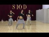 Street shaabi. Sana Kassymbek. Choreography by Anastasia Biserova.
