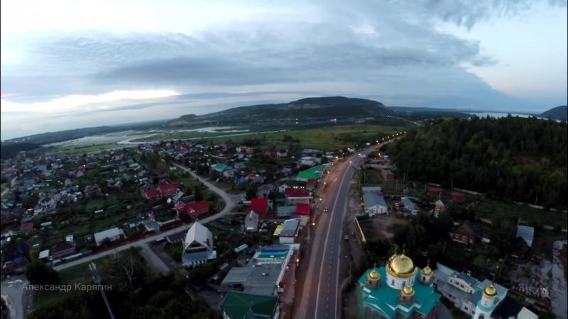 Посёлок Волжский (Большая Царевщина) - Samara - DJI