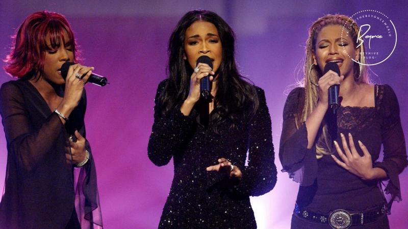 Destiny's Child - Medley (Celebration of Gospel) [2002]