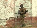 Условных террористов нашли в лесу и выбили из захваченного здания