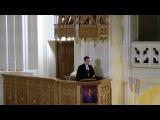 Проповедь на Пепельную среду. Архиепископ ЕЛЦР Дитрих Брауэр.