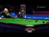 Neil Robertson 107 v Gary Wilson Scottish Open 2016