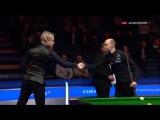 Neil Robertson v Gary Wilson Scottish Open 2016