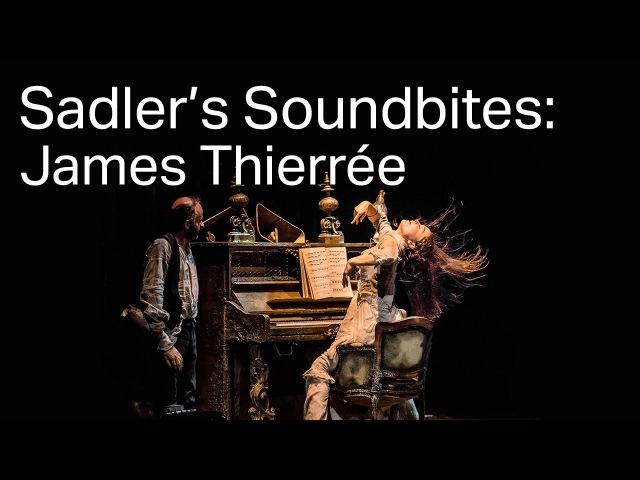 James Thierrée / Compagnie du Hanneton - The Toad Knew (Sadler's Soundbite)