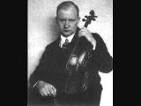 Paul Hindemith plays Hindemith Solo Viola Sonata op.251 (1922) Langsam mit viel Ausdruck