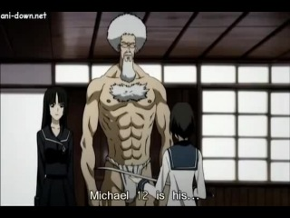 Ga-Rei Zero -- Michael