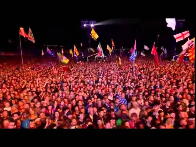 The Who - Wont Get Fooled Again (Glastonbury Festival 2015)