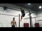 ANOTHER HOW TO MUSCLE UP IN 5 MINUTES WITH 3 EASY STEPS!!!  THENX