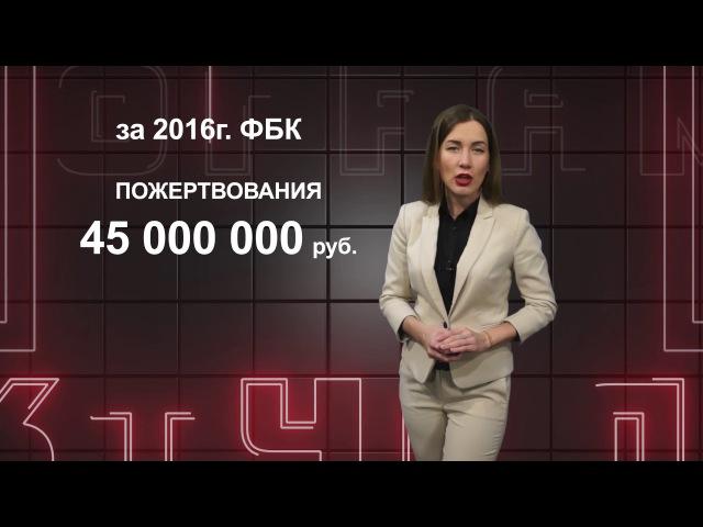 Программа Актуально на 8 канале № 688 Что выбрал Навальный: Красноярск или Барсел...