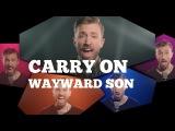 Carry On Wayward Son - Kansas - Peter Hollens feat. Stevie T.