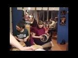 Прямо сейчас барабанный джем в школе Sun Drums 8 января 2017!