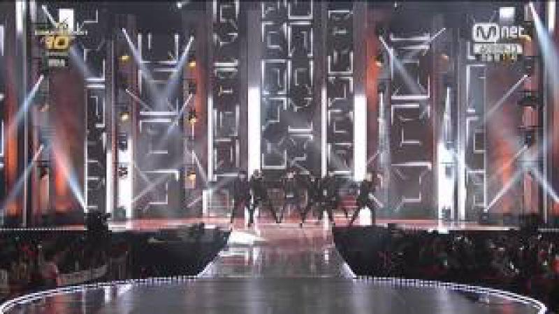 140724 EXO-K – Overdose Only One (BOA) @ m! countdown