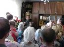 Батюшка Владимир на пенсии по инвалидности Прихожане пришли к нему домой проповедь накануне дня рождения