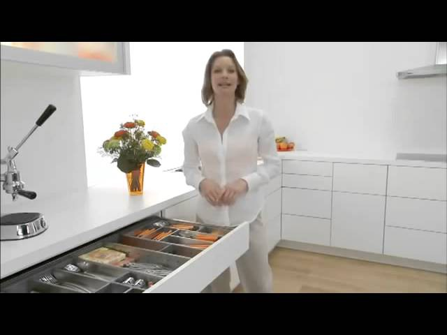 Фурнитура BLUM для кухни