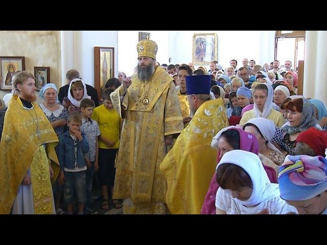 Митрополит Никодим провел богослужение в Копейске (сюжет ИНСИТ-ТВ)