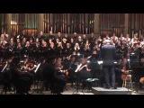 Хиты группы ABBA в исполнении Волгоградского академического симфонического орке...
