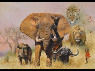 Планета хищников . Восточная Африка
