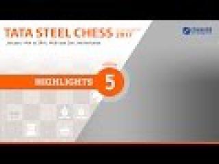 Game of the Day - Wei Yi-Giri - 2017 Tata Steel Masters